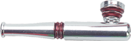 Metalen High On-line Rookpijp