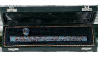 Shabong de Cristal de Colores en una Caja