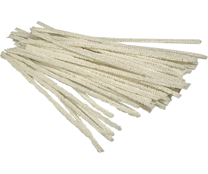 50 Pipe Cleaner Sticks