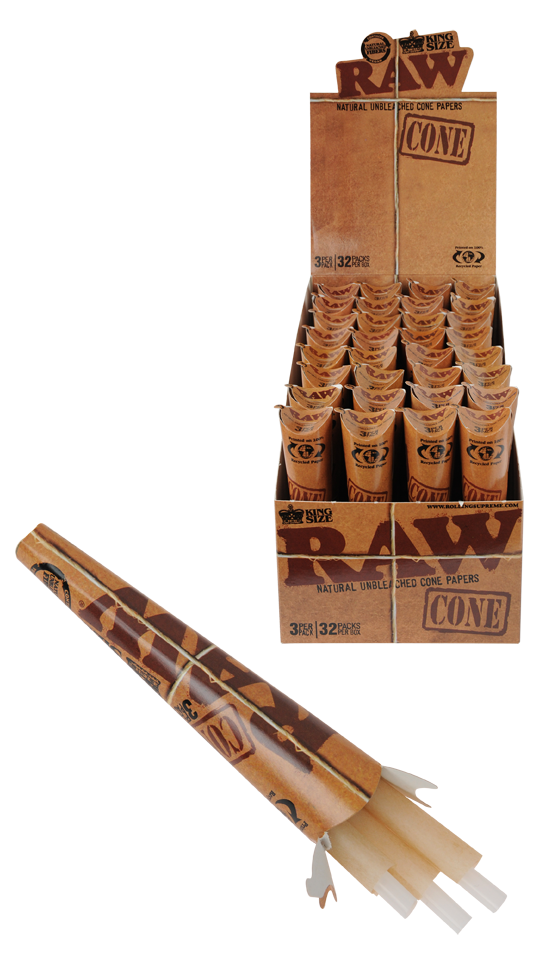 RAW Paper Tubes