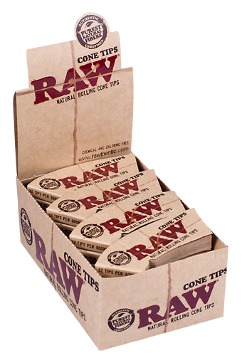 RAW Cone Tips