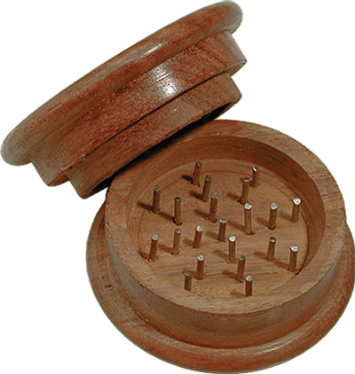 Classic Wooden Grinder