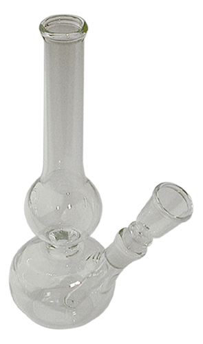 Straight Glass Bong