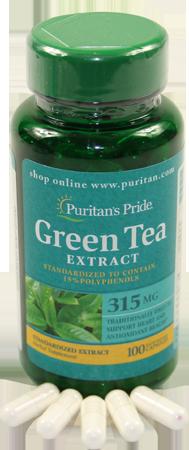 Yeşil Çay Özütü