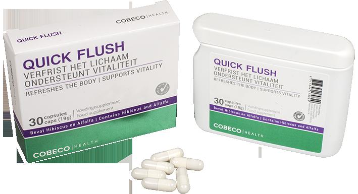 Quick Flush Toxins Breakdown