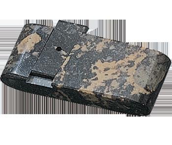 Stone Hash Smoking Pipe
