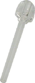 Acrylic snuff tube