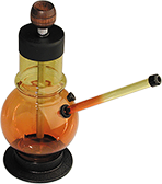 acrylic cannabis waterpipe