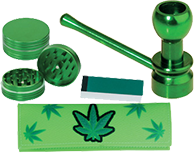 buy amsterdam green gift set