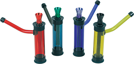 amsterdam headshop acrilic pipe
