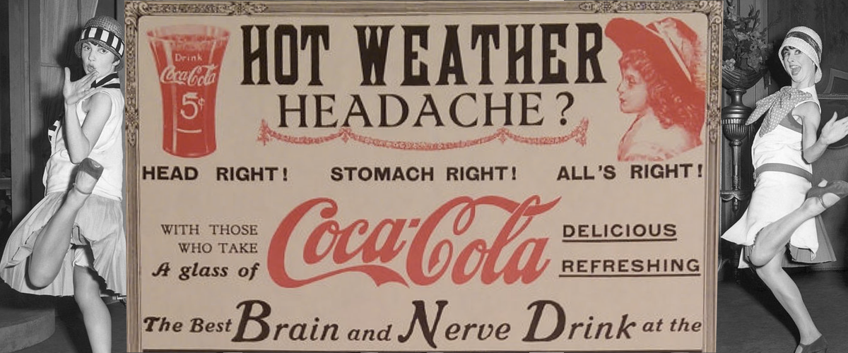 coca cola brain and nerve drink
