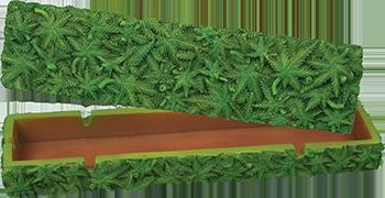 cannabud long ashtray
