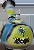 Keramische Palm Bong