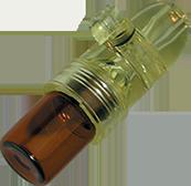 Gekleurde Snuif Bullet