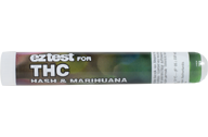 EZ Test for THC in Hashish and Marijuana