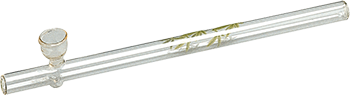Glass Long Buy Smoking Pipe