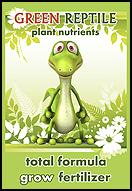 green reptile grow fertilizer