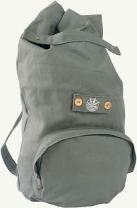 hemp cotton beach bag