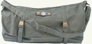 hemp cotton traveler bag