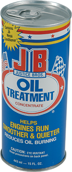 jb oil treatment safe