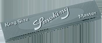 kingsize silver smoking paper