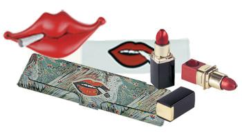 lipstick smokingspipe gift set