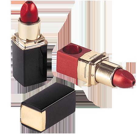 Secret Lipstick Pipe