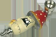 Metal Laughing Paddo Smokingpipe