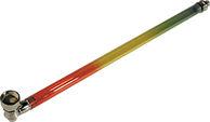 Metalen Rasta On-line Rookpijp