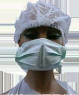 mond masker 3 laags