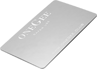 OneGee Mirror Card