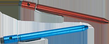 Pen Pipe aluminum