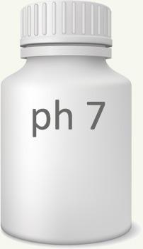 PH 7 ijk vloeistof