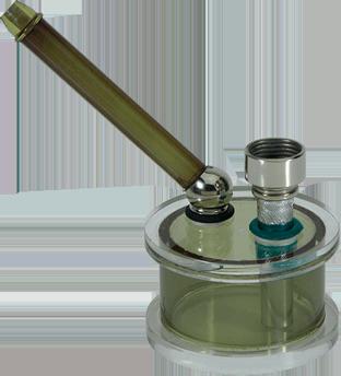 Round Acrylic Pipe