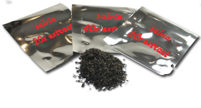 Salvia sage extreme extract