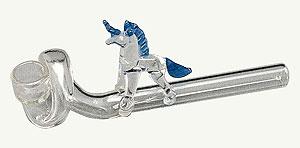 z glass unicorn buy smoking pipe