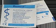 steriel alcohol doekje