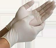 sterile handcloves