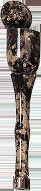 Stone Chillum With Cap