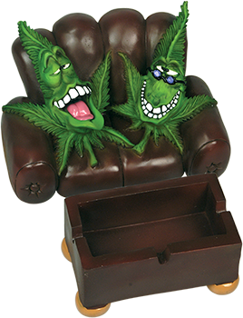 twins weedleaf stash ashtray