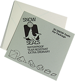 Snow Seals Bindle Papers